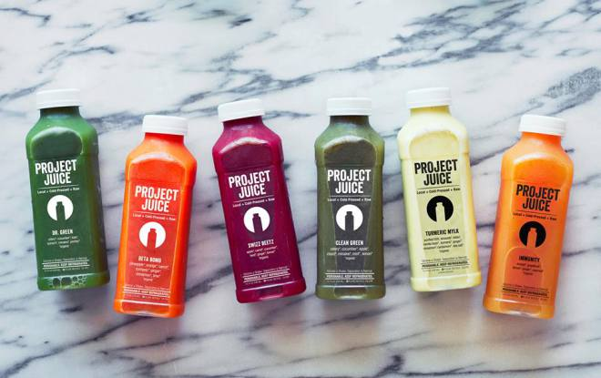 PHOTO: PHOTO: Project Juice.