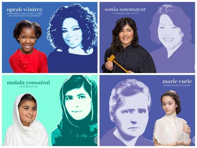 PHOTO: Inspire Girls To.
